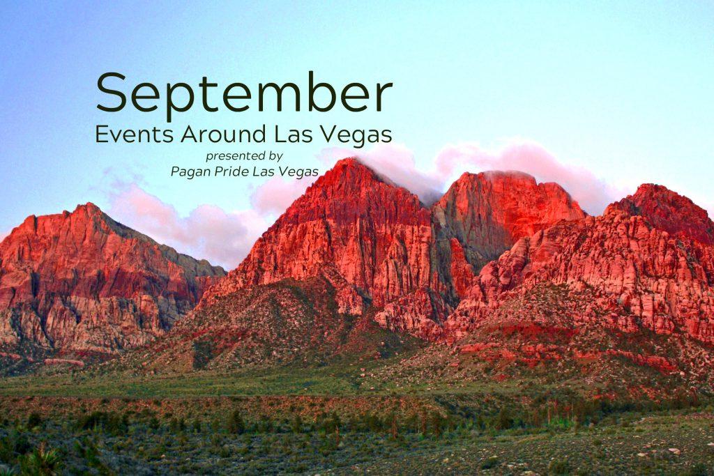 Pagan Pride Las Vegas September Events 2109
