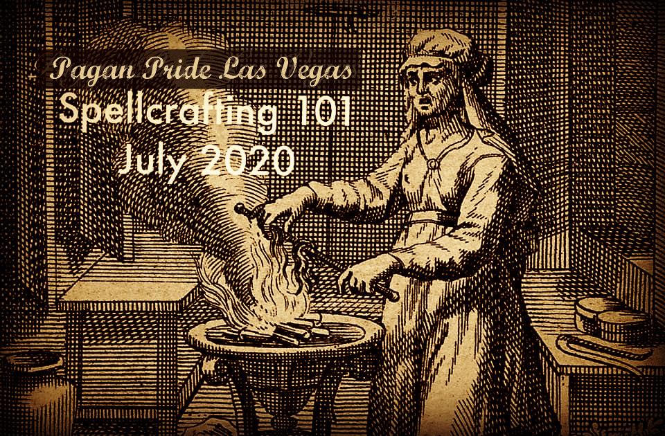 Spellcrafting 101 – 7/30/2020