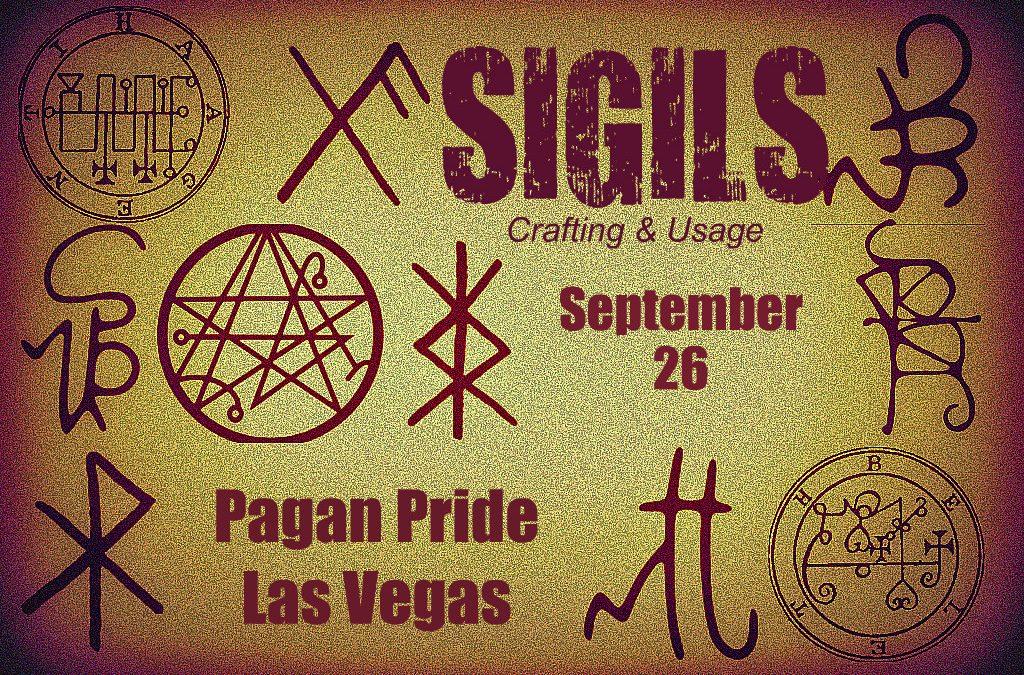 Sigils: Crafting and Usage 9/26/2020
